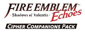 Fire Emblem Echoes Shadows of Valentia Cipher Companions - Nintendo 3DS [Digital Download Add-On]