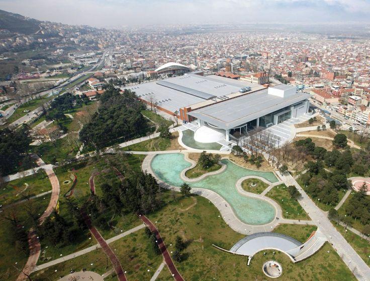 Atatürk cultrul center