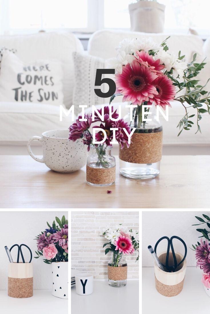 220 besten kork deko accessoires und diy bilder auf pinterest geschenke verpacken diy - Pinterest diy deko ...