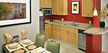 Residence Inn Kansas City Airport: Kansas City Extended Stay Hotels - great rates - suite rooms (or sweet rooms), if you are going to Kansas City, check it out.