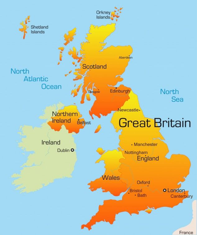 10 Fun Facts About England