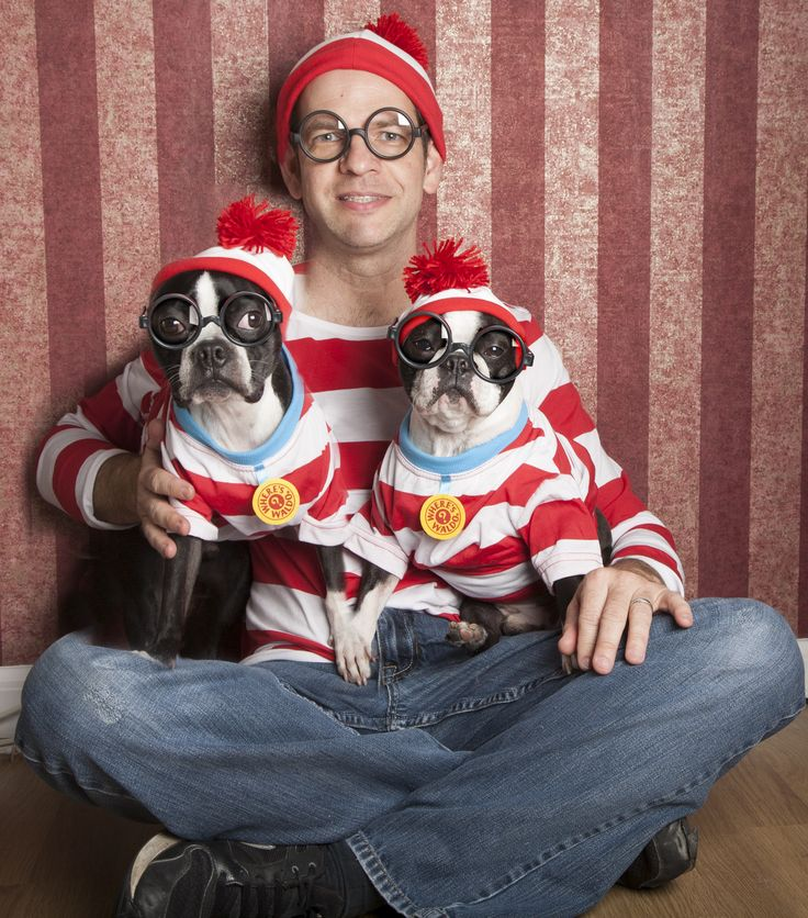 Where is Waldo -- Which one is Waldo a Halloween costume for