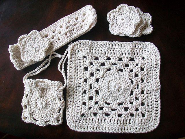 88 best Crochet Kitchen/Bath images on Pinterest | Knit crochet ...