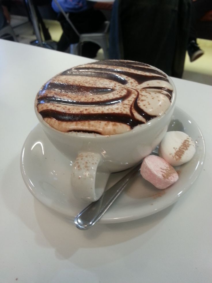 saucy cappuccino