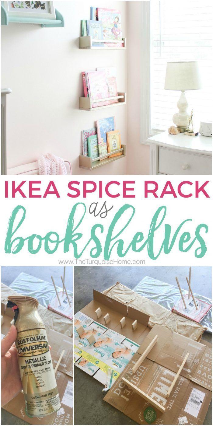 Ikea Spice Racks As A Bookshelves Ikea Spice Rack Ikea Spice Rack Hack Ikea Spice Racks As Book Shelves
