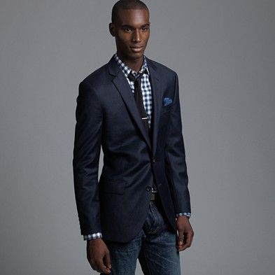 What is your view on the shirt tie and v neck sweater(with jeans) look for guys for going on dates etc.. Do you think girls prefer an open neck shirt with a v neck sweater rather than a tie. Also what is your view on a suit jacket(navy pinstripe) with jeans an open neck shirt …