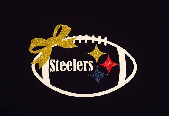 Pittsburgh Steelers Hoodie Sweatshirt by 5thRowSouth on Etsy