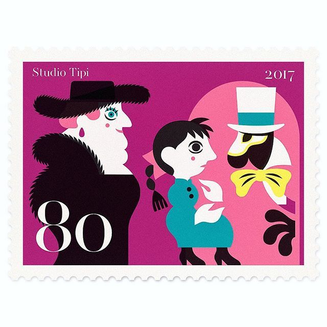 "Our imaginary #illustrated #postal #stamp collection - Miyazaki Tales Series 1 - #howlsmovingcastle - stamp 2: ""The Encounter with the Witch of the Waste. ""  #tribute to one of the greatest #storyteller of our time, master #hayaomiyazaki #宮崎駿 #japanpost #日本郵便 #切手 #studioghibli #sophiehatter #witchofthewaste #howl  #ハウルの動く城 #ソフィー・ハッター #ハウル #illustration #stampdesign"