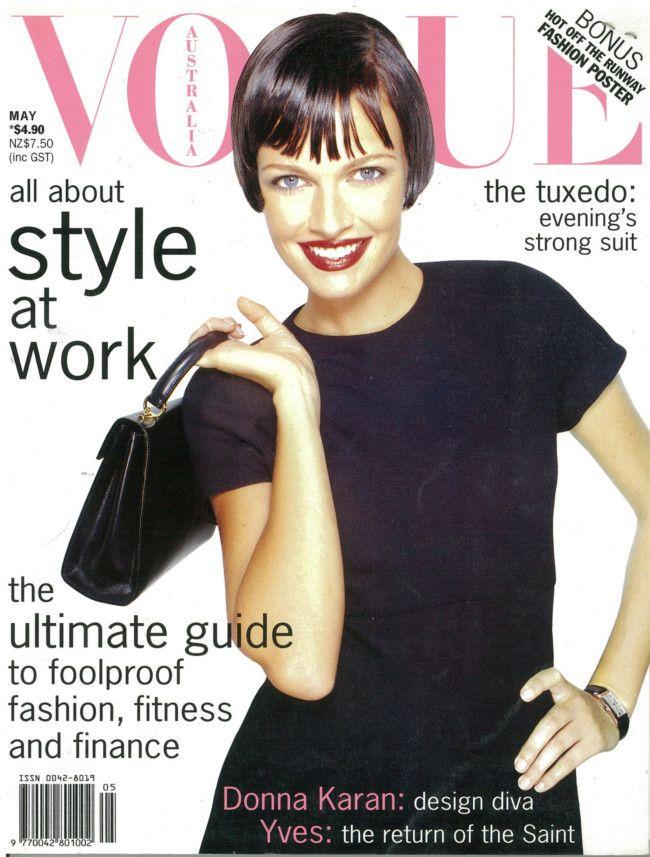 Sarah Murdoch's eleven Vogue covers gallery - Vogue Australia