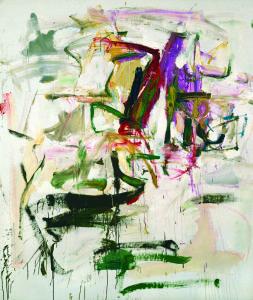 Joan Mitchell 1958 (my favorite painter) #inspiration #womenartists