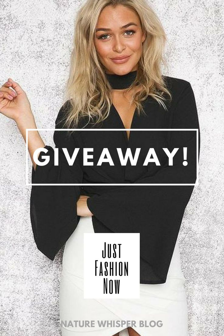 Color Your Wardrobe Giveaway Contest