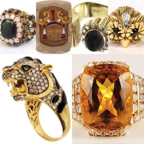Elvis Presley Jewelry Rings