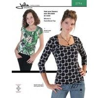 Jalie Pattern 2794 Sweetheart Top