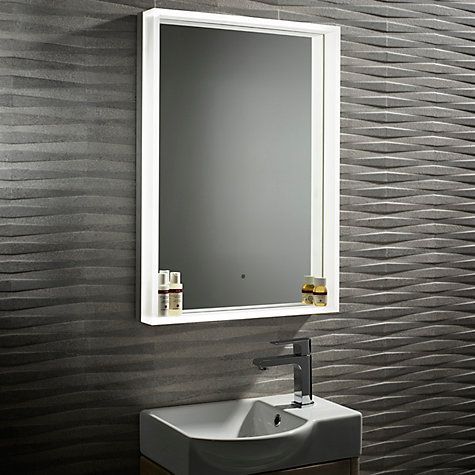 Bathroom Mirror Lights John Lewis 73 best led mirrors images on pinterest | bathroom mirrors, led
