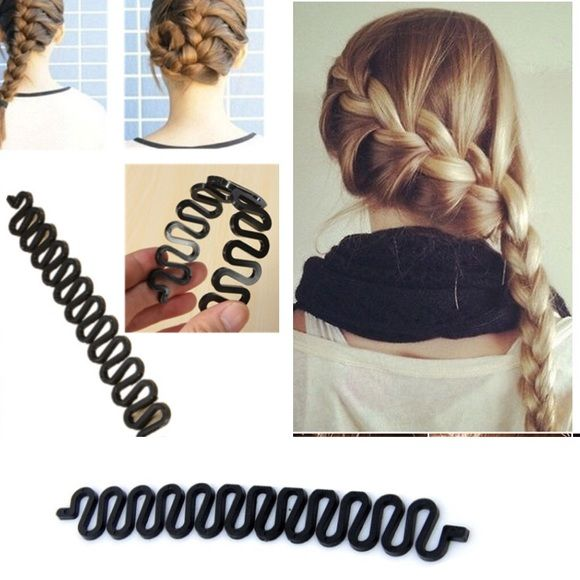 conair french braid tool instructions