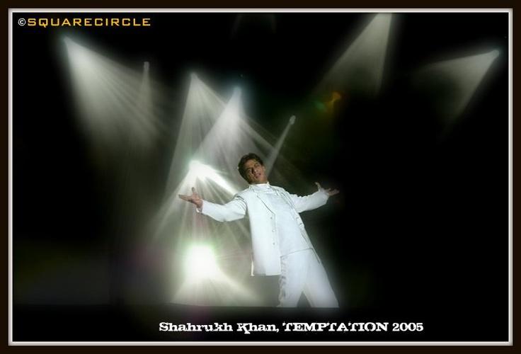 Shahrukh Khan @ Temptation Show