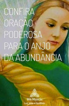 Oração ao anjo da abundância