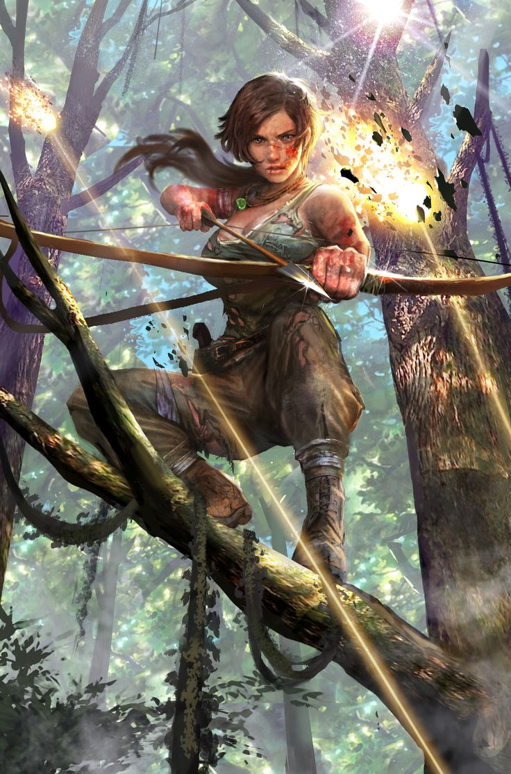 Tomb Raider Reborn Contest, Third Place by Mineworker.deviantart.com