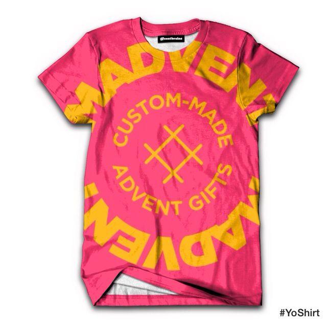 Madvent shirt