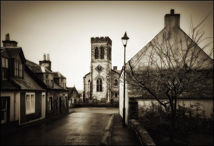 Dunlop - Dunlop Parish Church