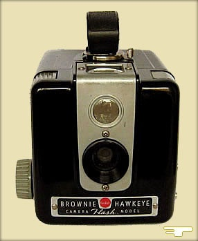 A Brownie...about as simple as a camera could get!  And great pictures!: Around The Houses