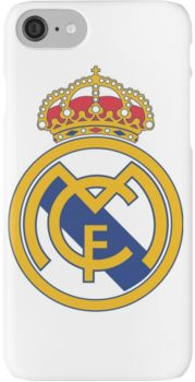 Real madrid SOCCER iPhone 7 Cases