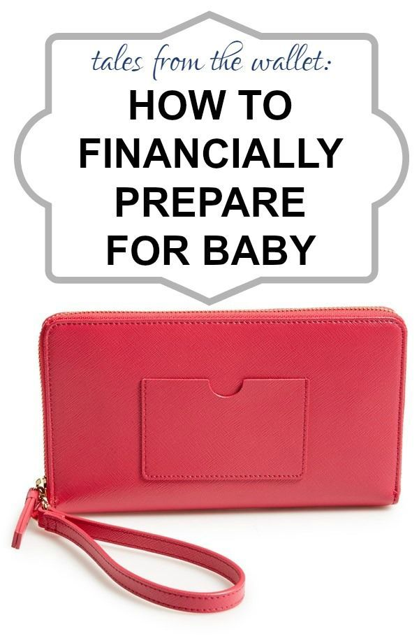 Tales from the Wallet: Financially Preparing for Baby How can you financially prepare for a baby? We offer advice to mamas who are already pregnant, as well as those just thinking about TTC -- lots of different monetary considerations from childcare, maternity leave, doctors' bills, and more. preparing for baby prepare for baby #baby #pregnancy