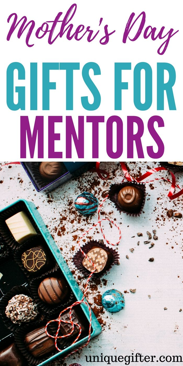 20 mother's day gifts for mentors | gifts | pinterest | gifts