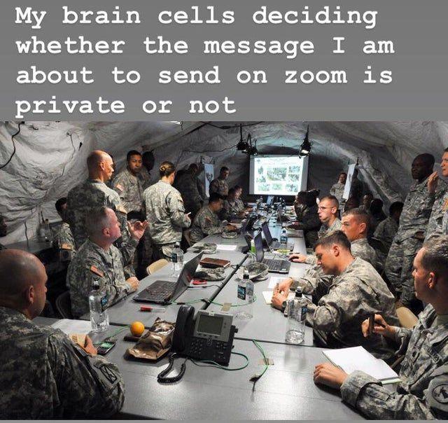 15 Memes For Your Next Zoom Meeting Funny Memes Meetings Humor Work Memes