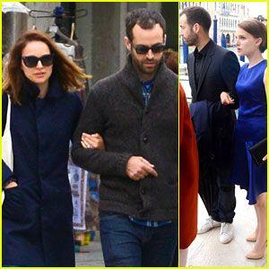 #Natalie Portman & Husband Benjamin Millepied Take a Romantic Vacation in Venice! --- More News at : http://RepinCeleb.com  #celebrities #gossips #hollywood #Andbenjamin, #April, #Enjoyinglunch, #Italy, #JamesFranco, #JoeJonas, #Marriedcouple, #Millepied, #Natalieportman, #PaulWesley, #Respects