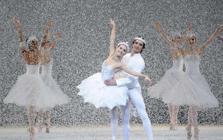 San Francisco Ballet in Tomasson's 'Nutcracker': an iconic SF holiday tradition (photo © Erik Tomasson) #sfballetnutcracker