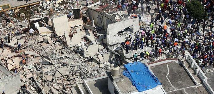 Η ΜΟΝΑΞΙΑ ΤΗΣ ΑΛΗΘΕΙΑΣ: Σάλος: Η θαμμένη ζωντανή μαθήτρια στα ερείπια του ...