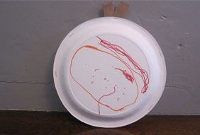 Paper Plate Apple Craft - Kveller, Jewish Family & Children