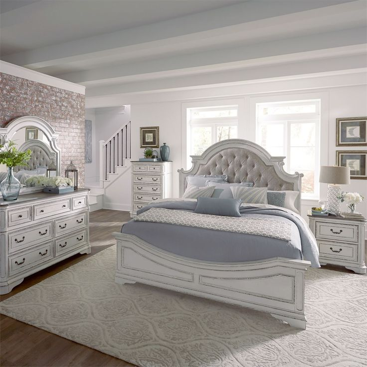 Bedroom Set From Liberty Furniture Magnolia Manor