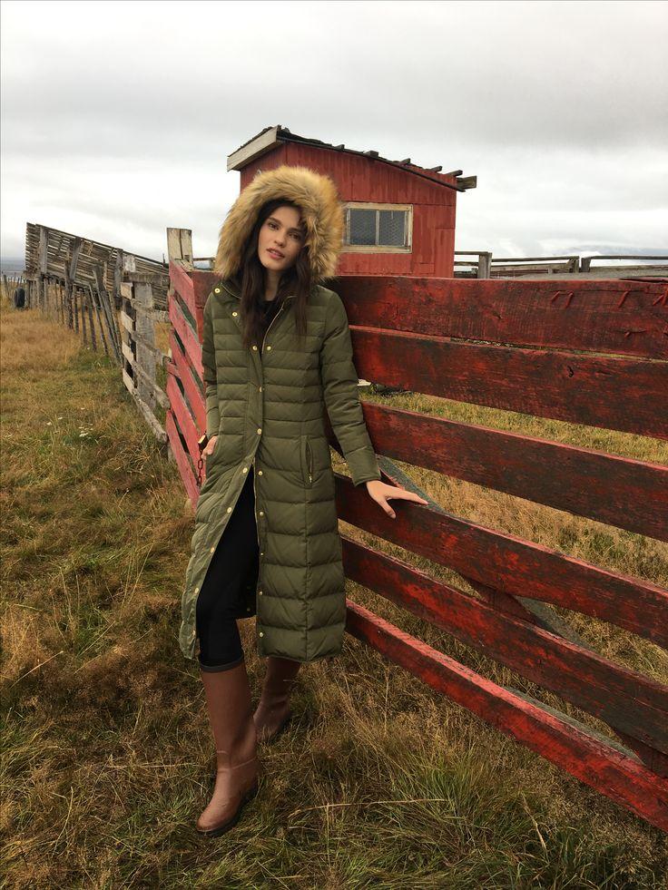 Fin del mundo- Puerto Natales - Patagonia Chilena - AW17 campaign - Saville Row