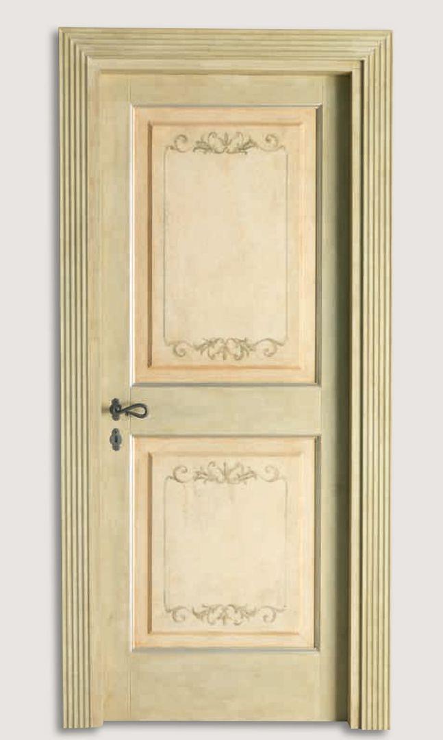 DUCALE 1112/Q Craquelure finish Ducale© Classic Wood Interior Doors | Italian Luxury Interior Doors | New Design Porte '400