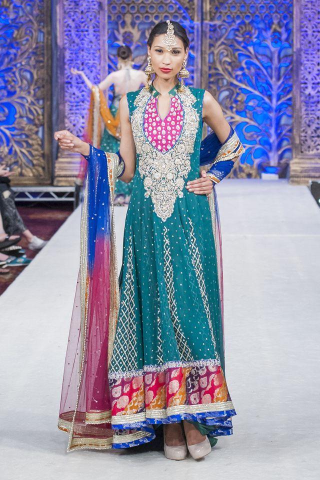Indian & Pakistani Bridal Anarkali Suits 2016-2017 Collection