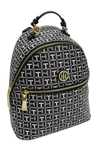 3ba7390584d82 Tommy Hilfiger Damen Fashion-Rucksack Backpack JETZT ANSEHEN  TommyHilfiger   Damenrucksack  elegant