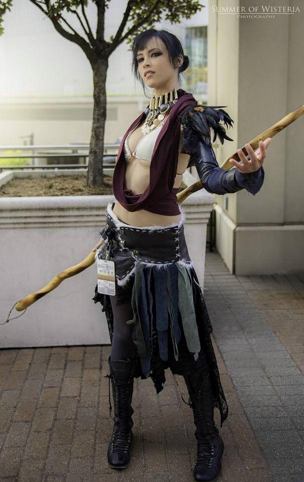 morrigan dragon age cosplay | Dragon Age! | Pinterest ...