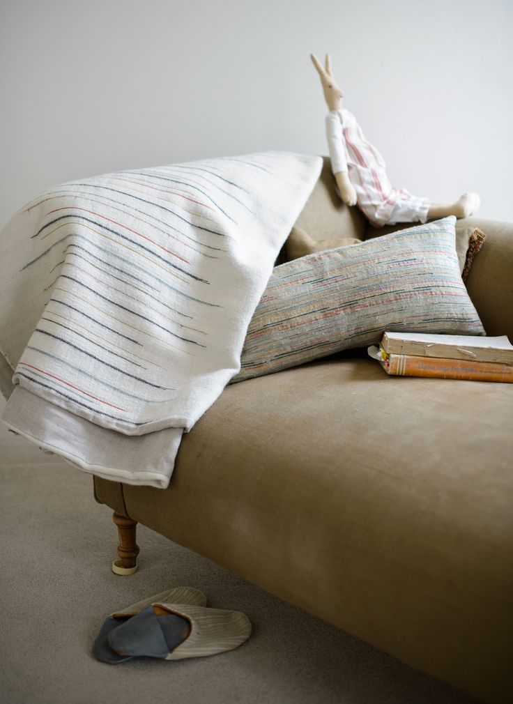 Woven textiles by Laura Fletcher Textiles.  www.laurafletchertextiles.co.uk