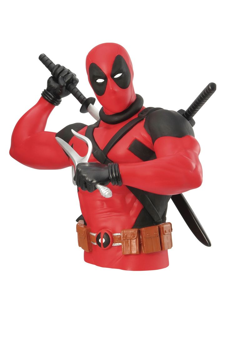 Deadpool  Series Bust 2 Bank