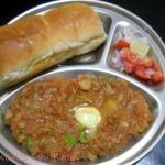 Pav Bhaji - #India #oddroad