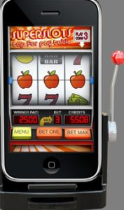 iphone slots real money usa