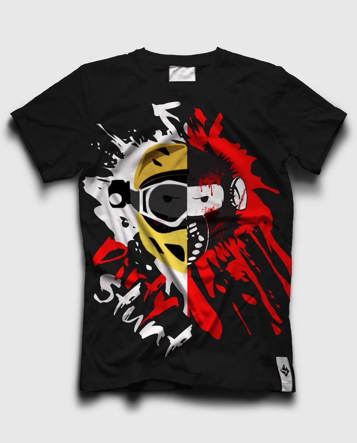 Check out DesignerCS's entry in £50.00 GBPcontest T-Shirt Design: Brain Damaged on Freelancer.com