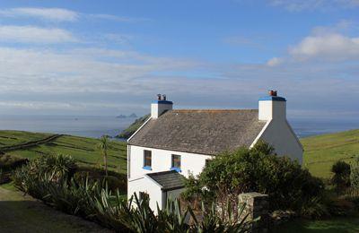 DAN'S HOUSE - Ferienhaus Irland am Meer