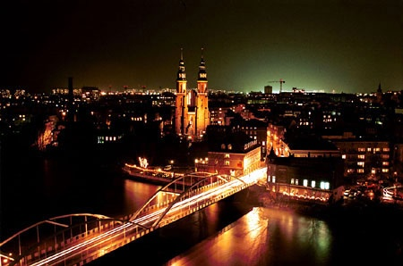 Opole - Poland, by night!