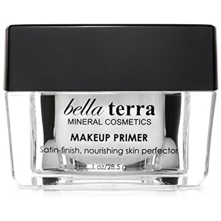 Bella Terra Cosmetics Mineral Makeup Primer * You can find more details by visiting the image link. (This is an affiliate link) #Makeup