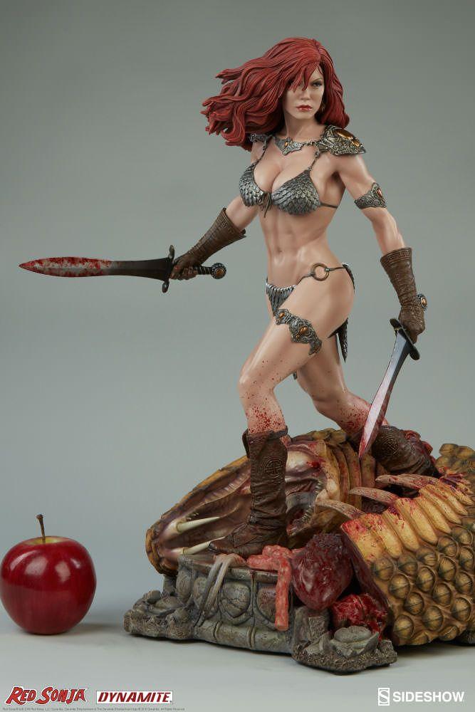 BLOG DOS BRINQUEDOS: Red Sonja She-Devil