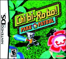 In the last Chibi-Robo adventure, our diminutive hero restored happiness to the Sanderson home, but in this DS sequel, he's taking on the great outdoors.  Playground equipment in the park is mysteriously disappearing and the flowers in the park have been transformed by evil monsters. It's up to Chibi-Robo to save the day and make the park a nice place to visit again.  This time around, Chibi-Robo gets to flex his mechanical muscles in new and interesting ways. He rides buggies, cars and ...