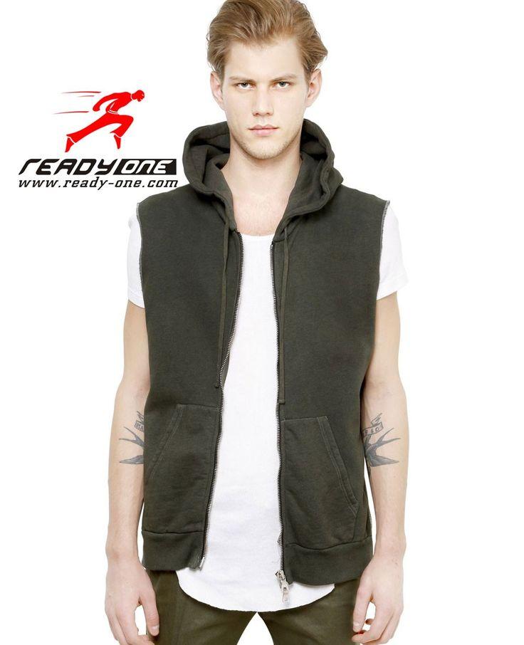 http://www.ready-one.com/men-sleeveless-zipper-hoodie.html